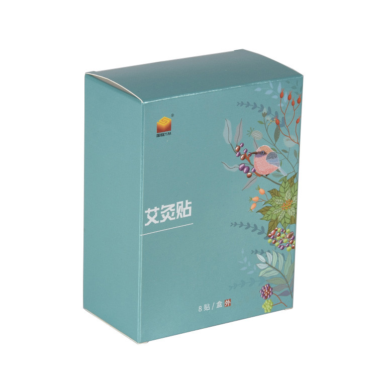 Wholesales Custom Design Cardboard Packaging Box Medicines Paper Packaging Boxes