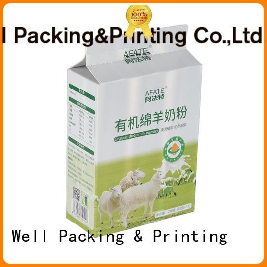 wholesale food packaging supplies factory
