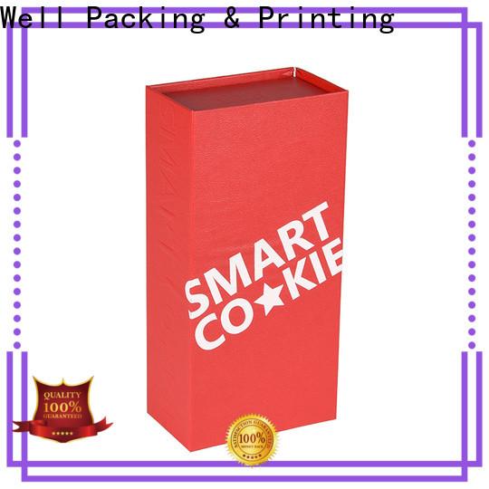 custom bulk gift boxes delicate design short lead time