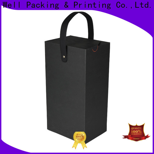 Well Packing & Printing factory direct gift box manufacturers wholesale suppy