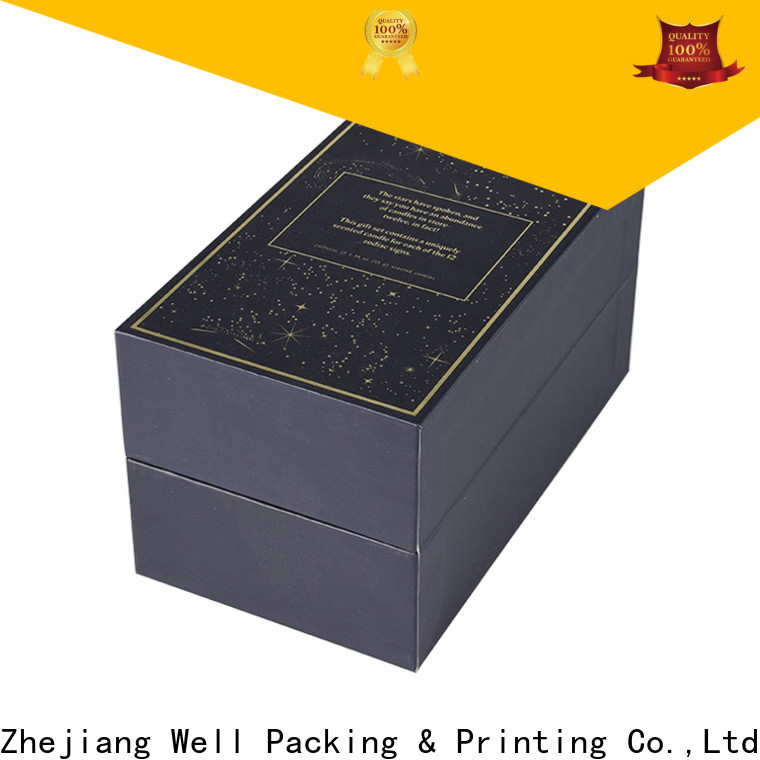 Well Packing & Printing competitive custom packaging for clothing printed logo manufacturer