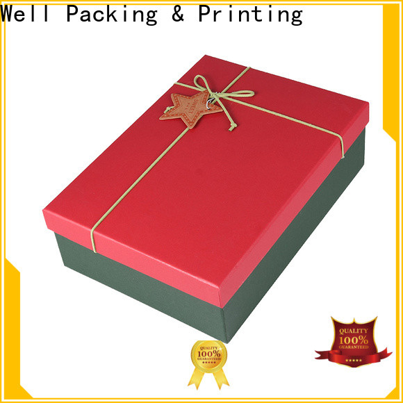 Well Packing & Printing wholesale clothing boxes latest bulk