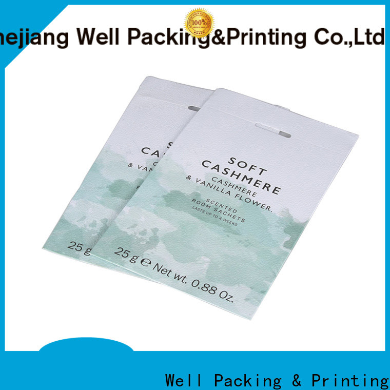 Well Packing & Printing custom packaging boxes wholesale creative design