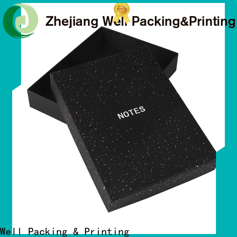 Well Packing & Printing custom gift packaging wholesale delicate design short lead time