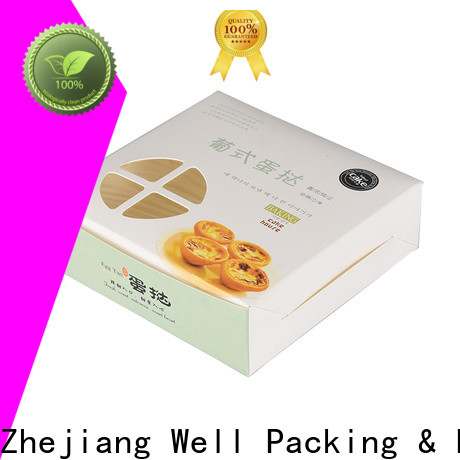 Well Packing & Printing bakery packaging supplies wholesale quality manufacturer