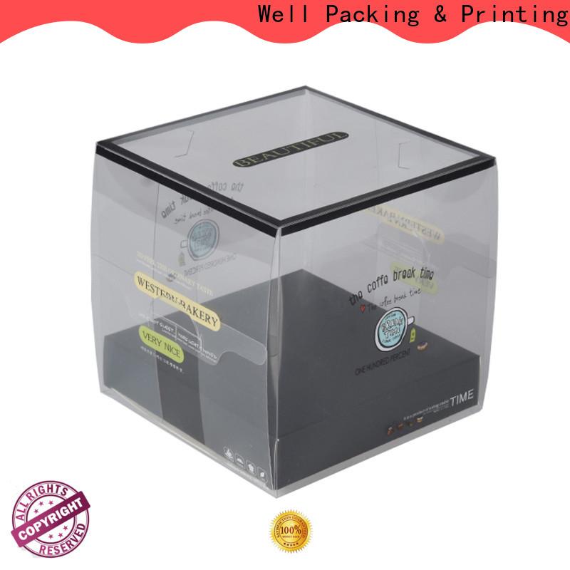 Well Packing & Printing cake packaging box bulk supply factory