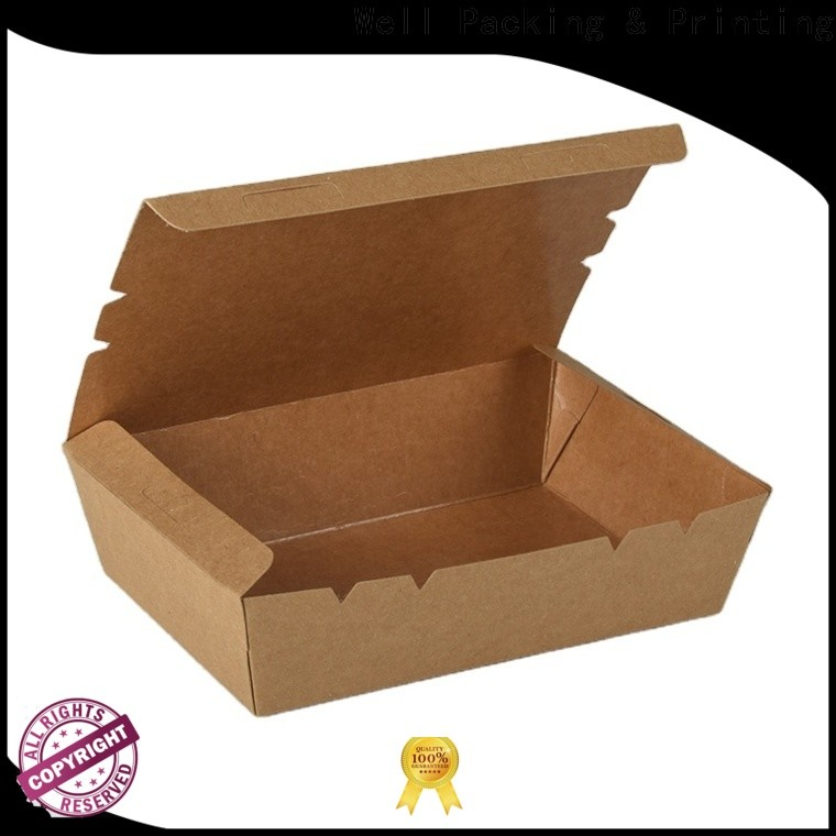 Well Packing & Printing wholesale food packaging protective suppy
