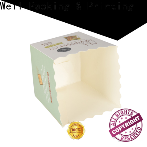 Well Packing & Printing bakery packaging supplies wholesale eco-friendly manufacturer