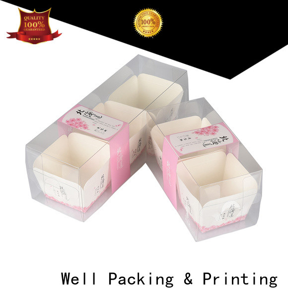 Well Packing & Printing retail food packaging supplies protective for resturant