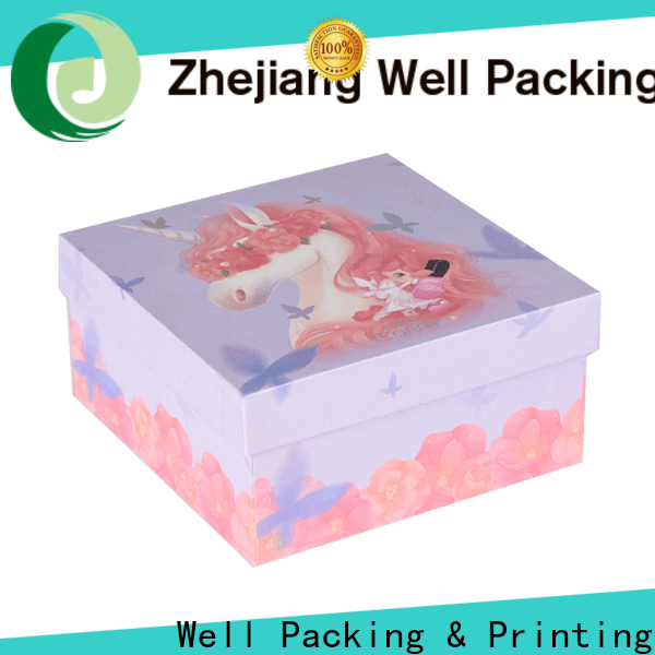 factory direct gift boxes wholesale brand printing suppy