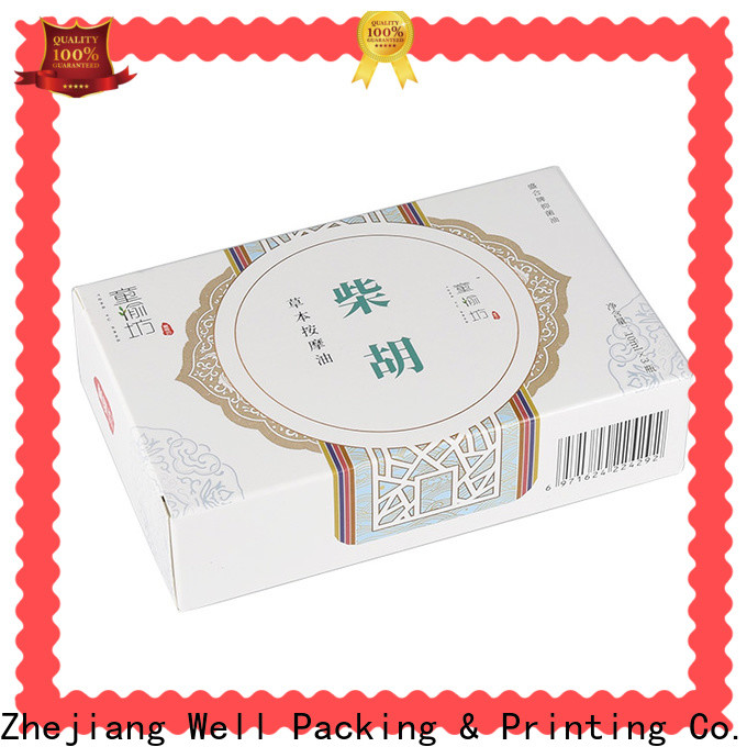 Well Packing & Printing safe packaging pharmaceutical packaging products health care products new arrival