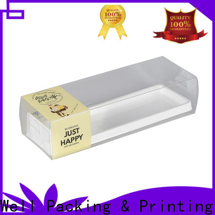 Well Packing & Printing wholesale single cupcake boxes bulk supply factory