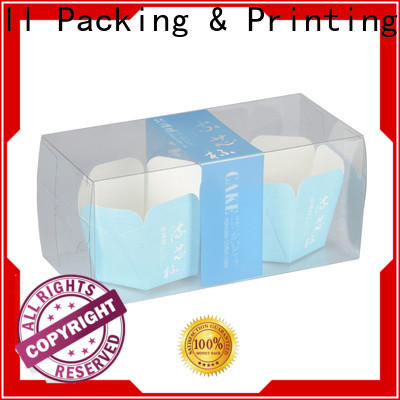 Well Packing & Printing wholesale disposable cake box fast delivery customization