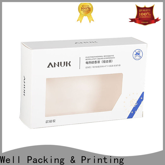 Well Packing & Printing high grade medical box customized design manufacturing