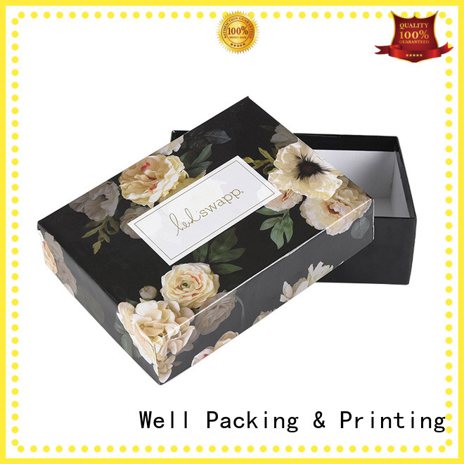 Well Packing & Printing bulk gift boxes wholesale suppy