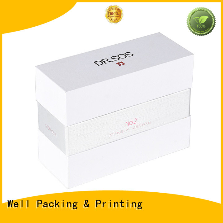 protective cosmetics packaging box manufacturer