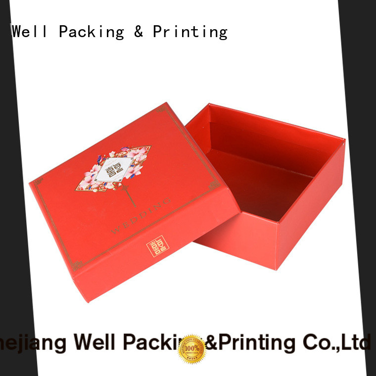 factory direct gift box manufacturers brand printing short lead time