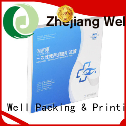 safe packaging pharma box calcium tablets new arrival