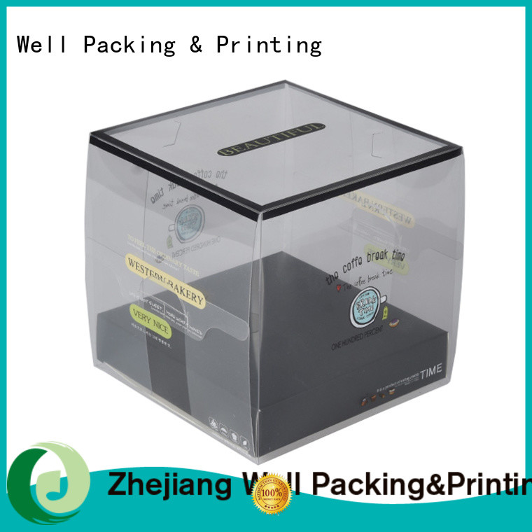 Well Packing & Printing wholesale cake packaging box bulk supply competitive price