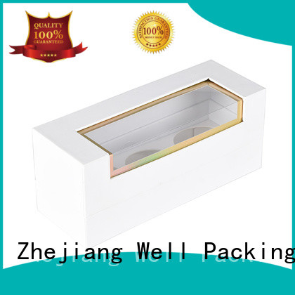 Well Packing & Printing cosmetic packaging wholesale low price distributer