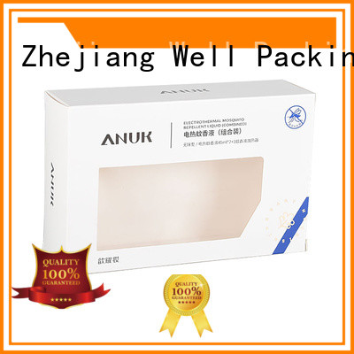 Well Packing & Printing high grade pharmaceutical packaging products customized design wholesale