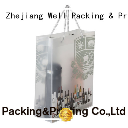 Well Packing & Printing best pp bag manufacturer durable customization